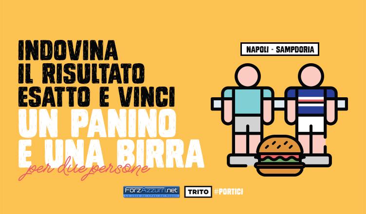 Napoli Samp Trito Gioco FprzAzzurri