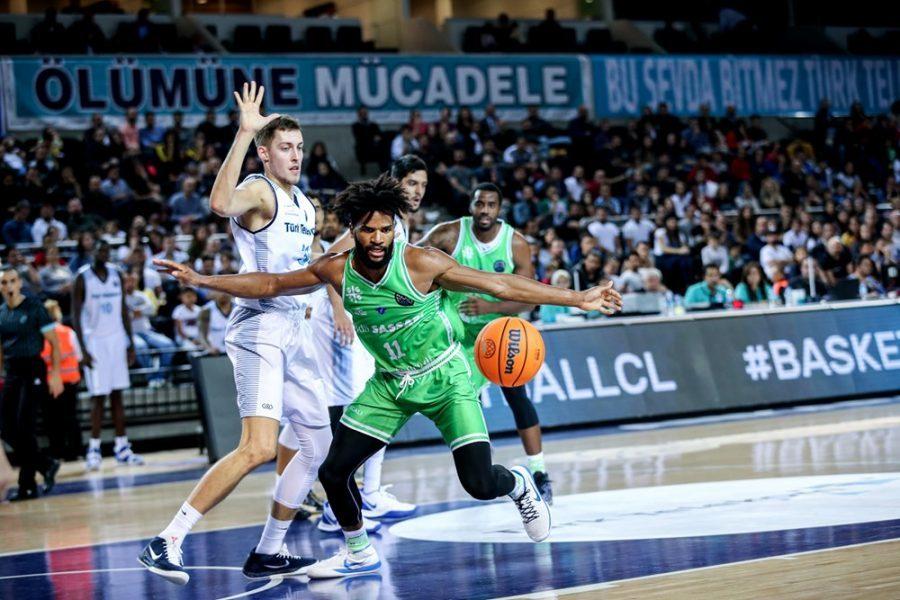 Basket, Champions League 2019 2020, 2a giornata: a Sassari n