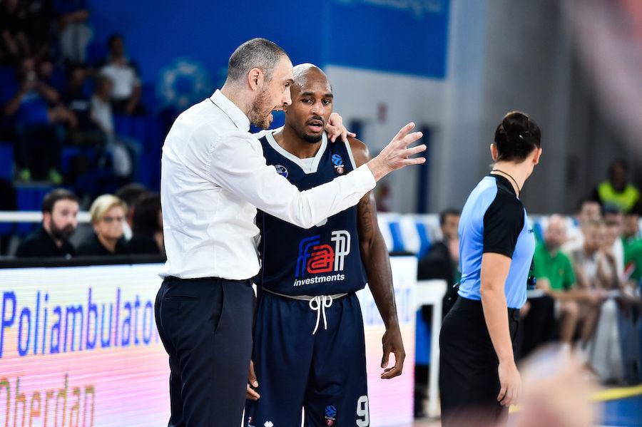Basket, EuroCup 2019 2020: Brescia mostra la sua peggior ver