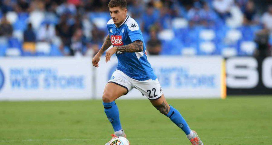 """Di Lorenzo: """"Orgoglioso di essere in Nazionale, devo molto a"""