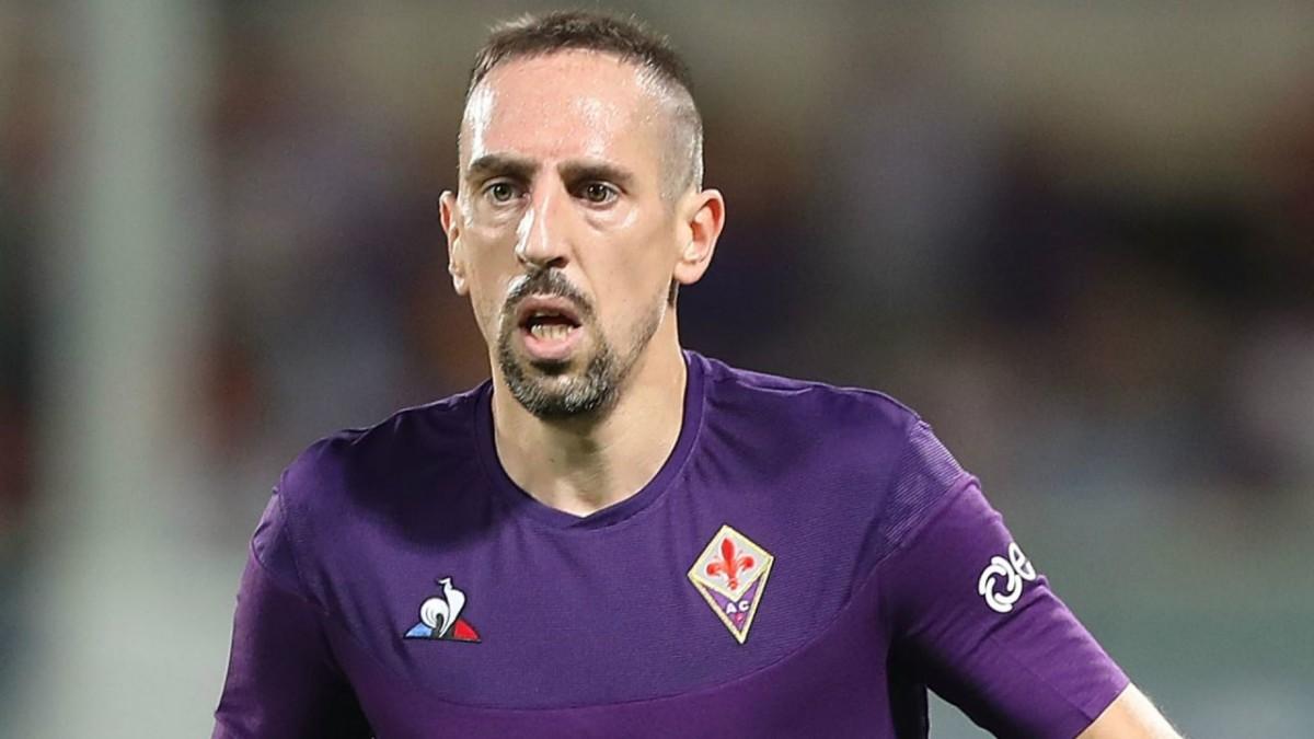 Salerno – Rissa per un selfie con Ribery, arrestati due tifosi