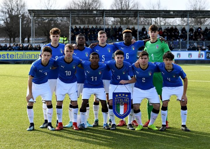 Italia – Montenegro Under 17 Highlights