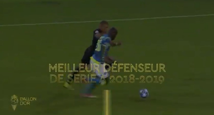 VIDEO – France Football celebra la nomination di Koulibaly c