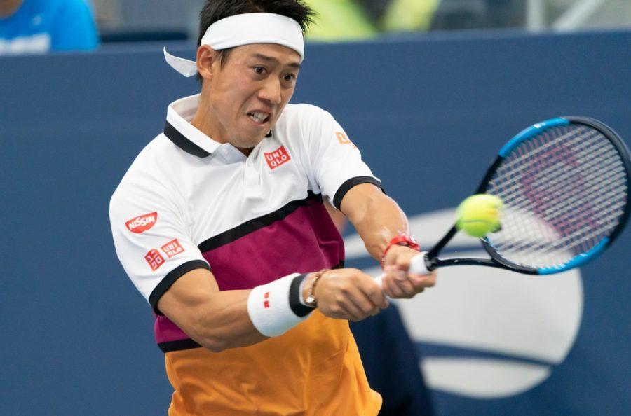 Tennis: stagione finita per Kei Nishikori. Il giapponese si opererà al gomito destro