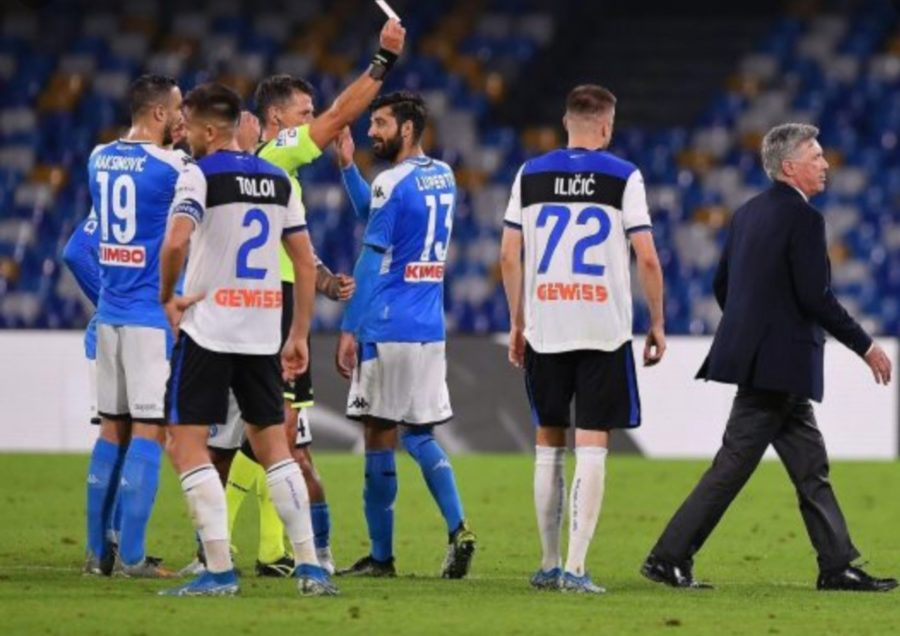 """FOTO – Avv. Grimaldi: """"Confermato, partita del Napoli falsat"""