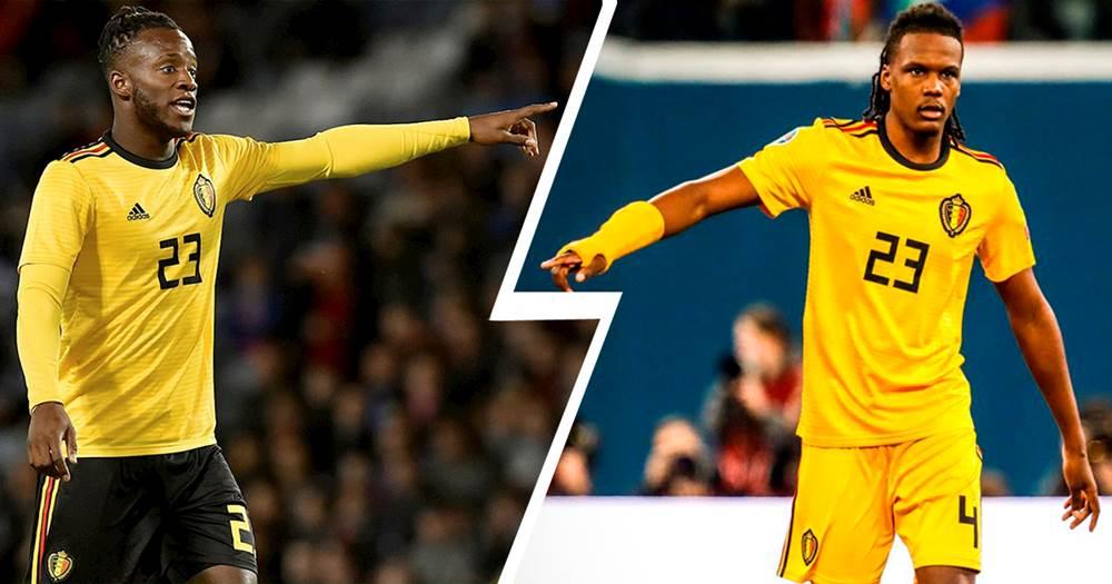 Incredibile Belgio: la maglia numero 23 di Batshuayi due volte in campo!