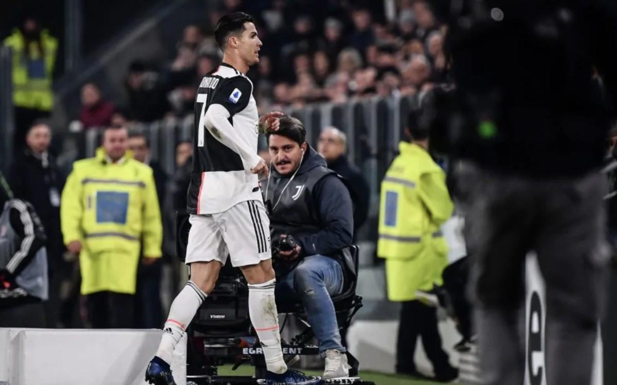 "Santos contro Sarri: ""Ronaldo sta bene e giocherà"""