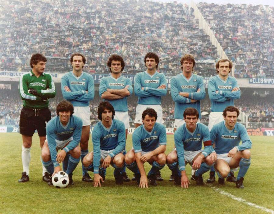 La Juventus nel 1981 già……..