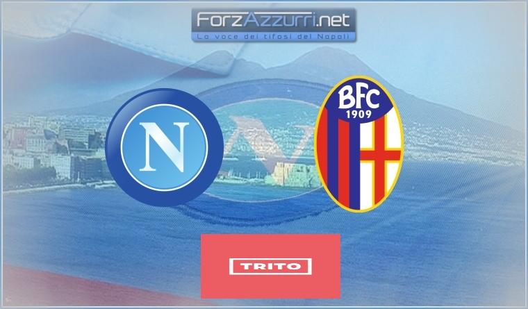 Napoli-Bologna: probabili formazioni
