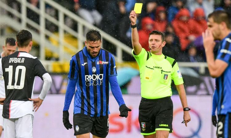 VIDEO – Atalanta vs Juventus – Episodio clamoroso a favore della Juve. Mani di Cuadrado, il VAR non vede e parte l'azione del 2-1