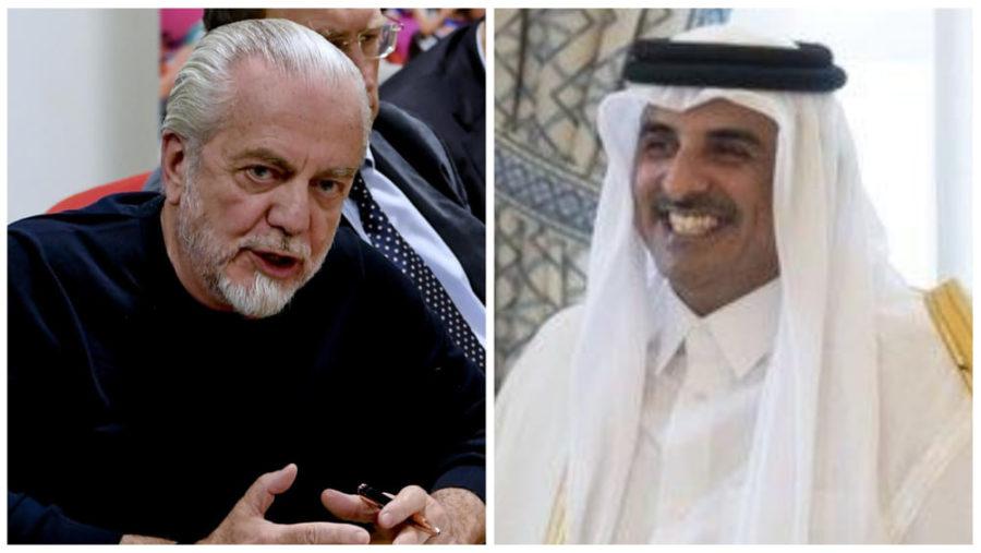 Notizia bomba dall'Inghilterra: Al Thani pronto a rilevare i