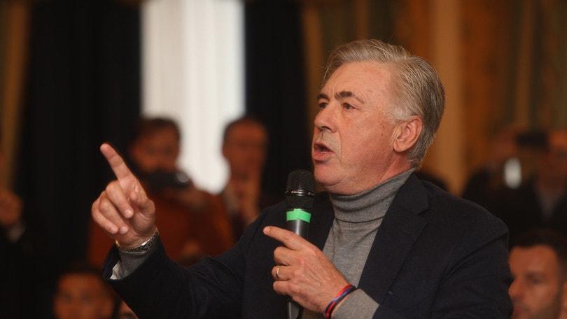Ancelotti riparte dalle sue certezze, modulo e senatori