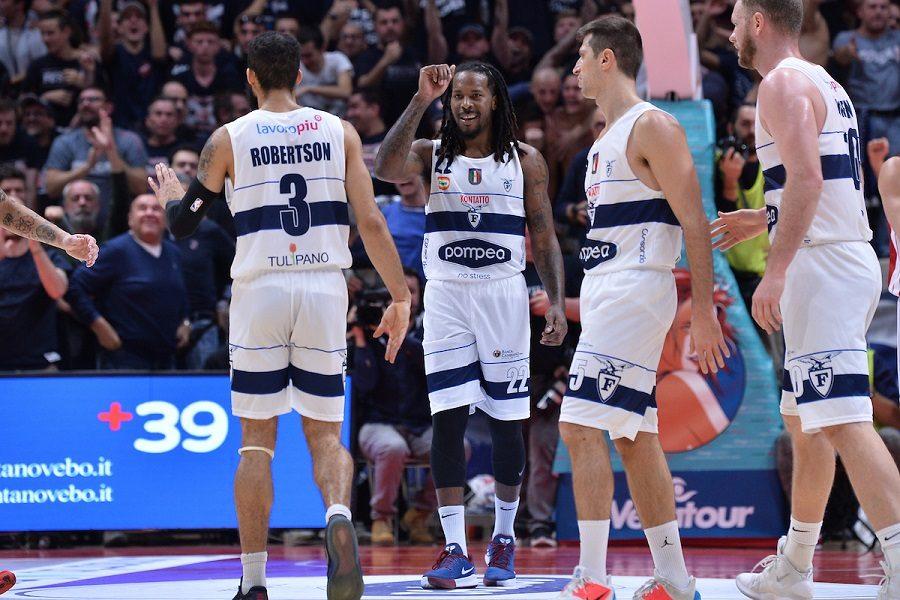 Basket |  9a giornata Serie A 2019-2020 |  è grande Bologna! Virtus ancora imbattuta |