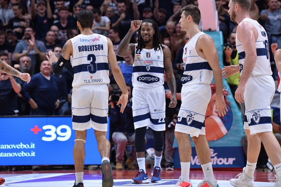 Basket, 9a giornata Serie A 2019-2020: è grande Bologna! Virtus ancora ...