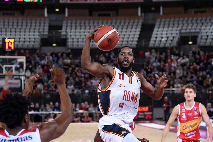 Basket, 9a giornata Serie A 2019 2020: la Virtus Roma fa suo