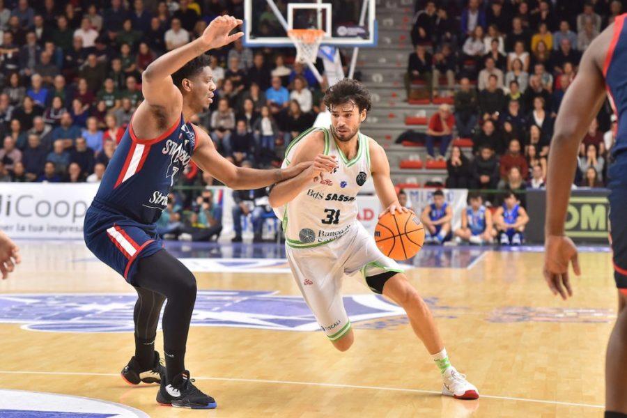 Basket, Champions League 2019 2020, 5a giornata: la Dinamo S