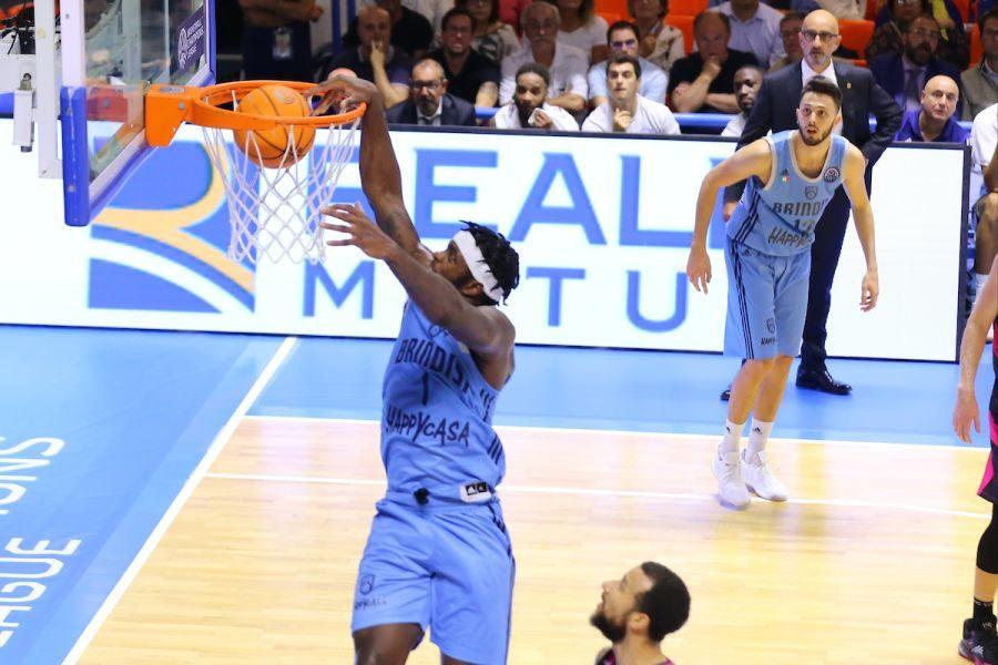 Basket, Champions League 2019 2020: Brindisi Szombathely 98