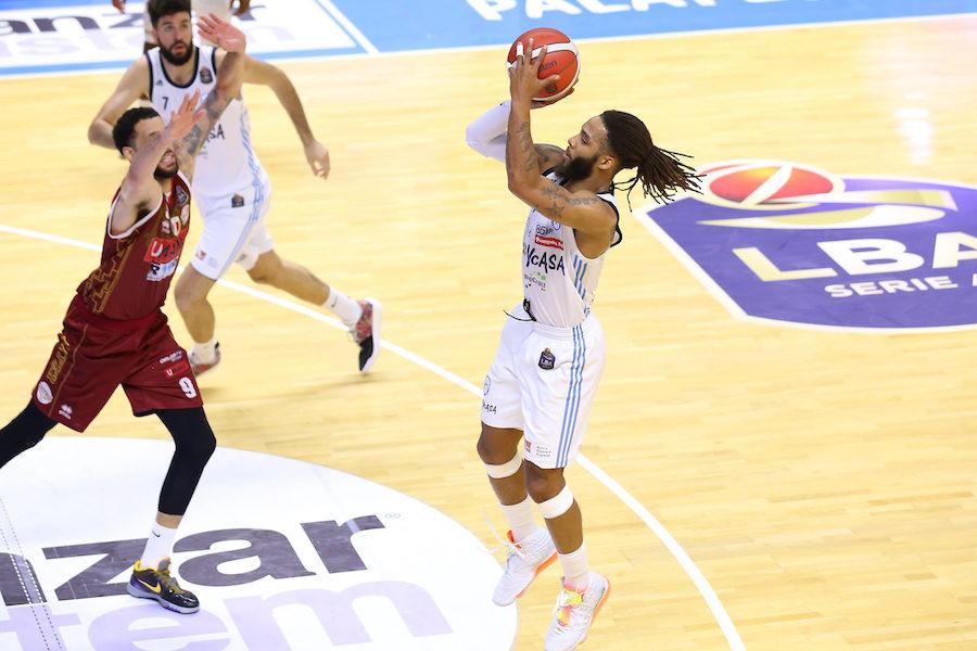 Basket, Champions League 2019 2020: Brindisi Szombathely. Pr