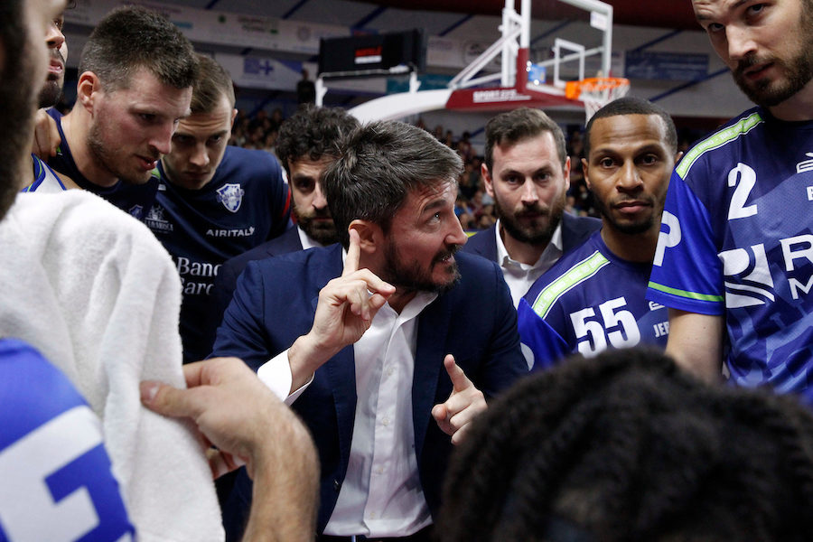 Basket, Champions League 2019 2020: contro Strasburgo la Din