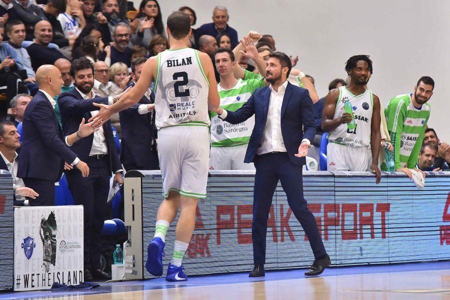 Basket, Champions League 2019 2020: la Dinamo Sassari in Isr
