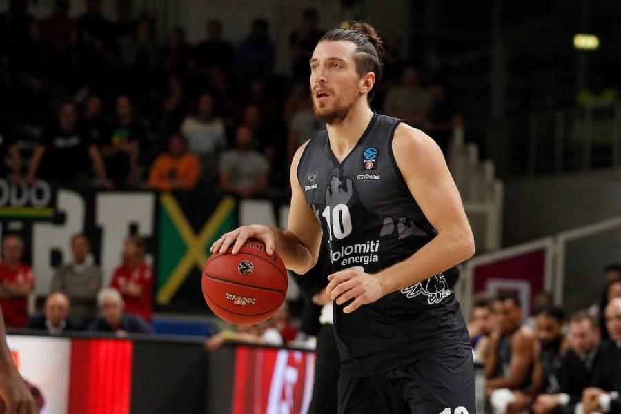 Basket, EuroCup 2019-2020: Trento ospita il Buducnost, partita da non sbagliare per l'Aquila