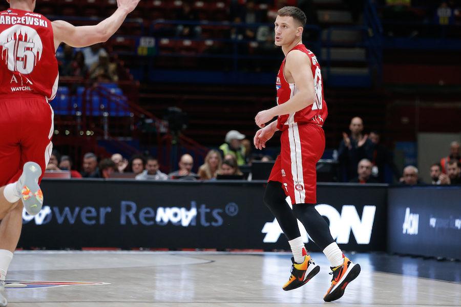 Basket, Eurolega 2019 2020: Khimki Olimpia Milano. Come vede