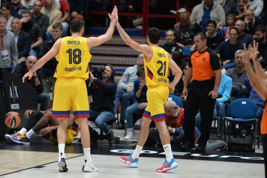 Basket, Eurolega 2019 2020: tutti i risultati del 20 novembr