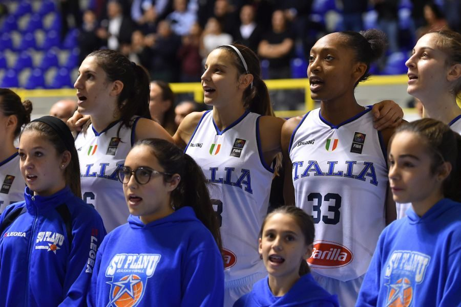 Basket femminile    Qualificazioni Europei 2021    Italia di scena in Danimarca    vietato