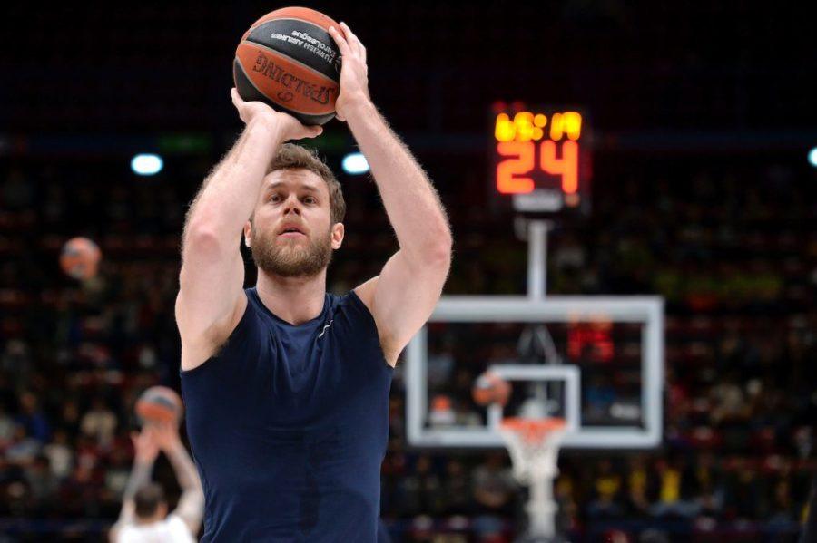 Basket: Nicolò Melli e il suo bell'inizio dell'avventura in