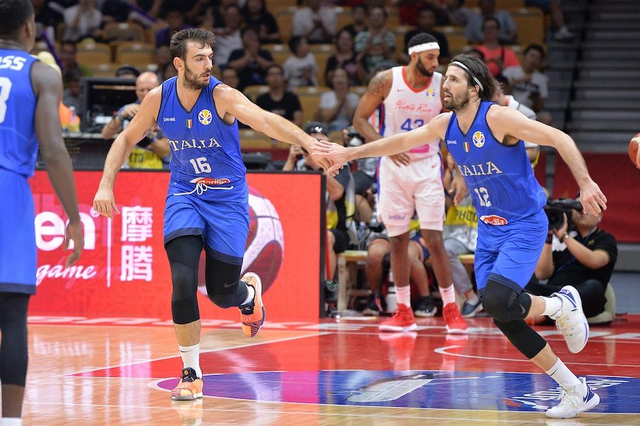 Basket, Preolimpici 2020: definite le fasce per il sorteggio