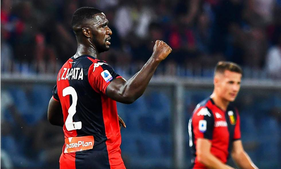 """Christian Zapata: """"Il Napoli è in difficoltà e bisogna approfittarne"""""""