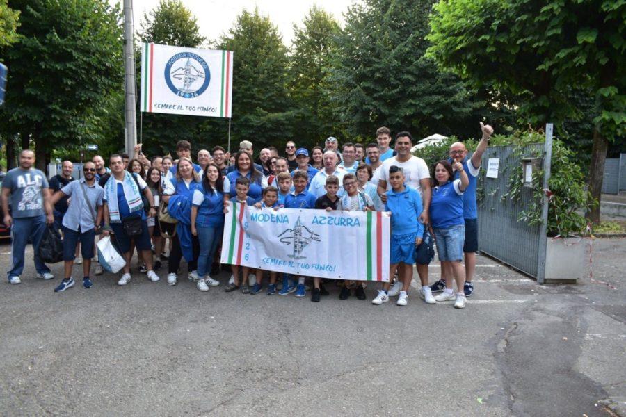 """""""Club Napoli Modena Azzurra"""", il futuro dei Napoli Club d'It"""