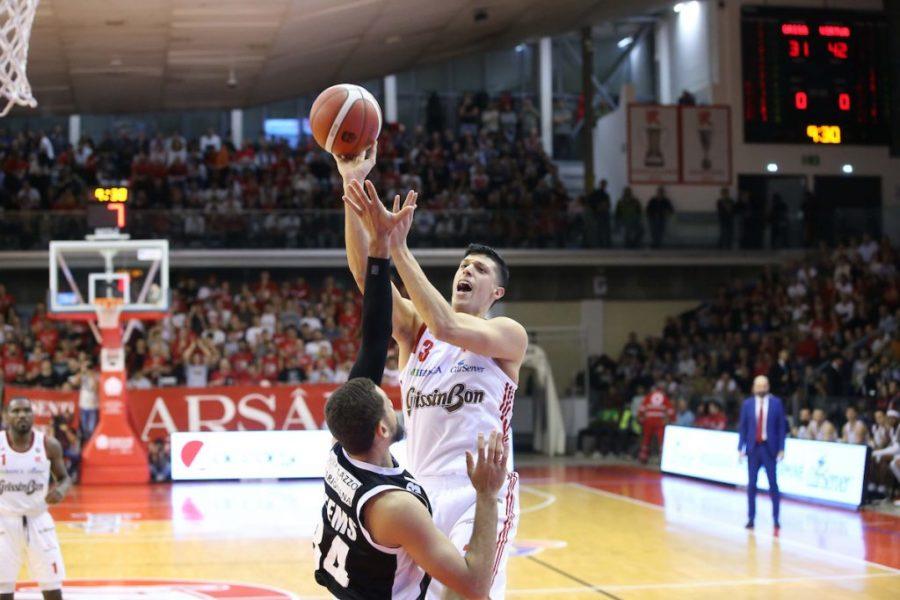 Dinamo Sassari-Reggio Emilia oggi    Serie A basket    orario d'inizio    come vederla in tv e