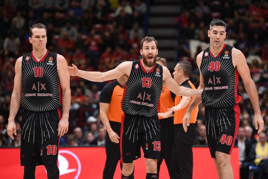 DIRETTA Olimpia Milano Anadolu Efes, Live Eurolega basket 20