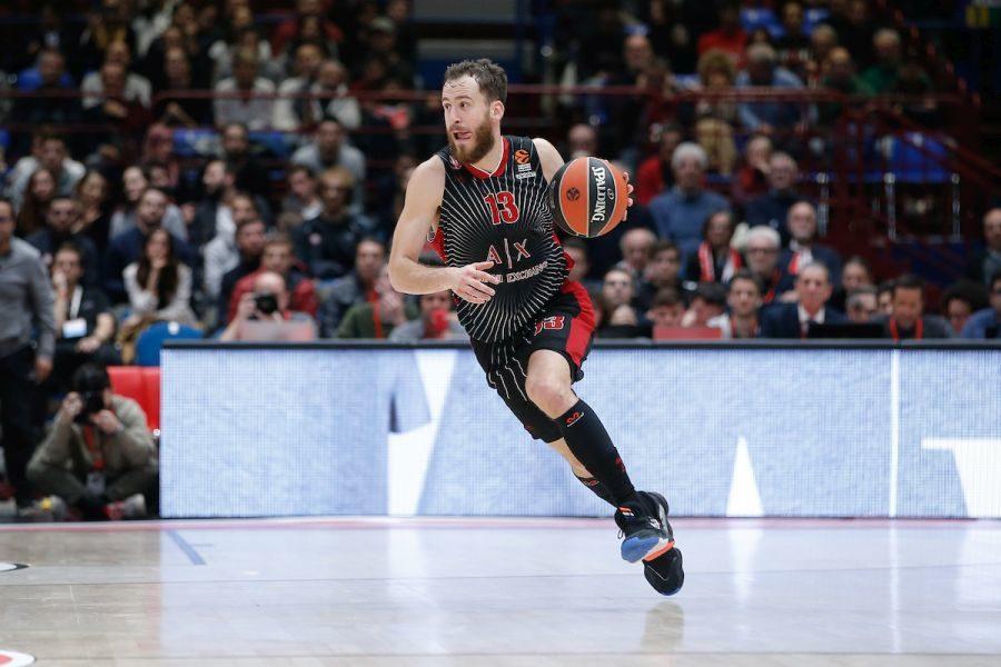 DIRETTA Olimpia Milano Maccabi, Live Eurolega basket 2019 20