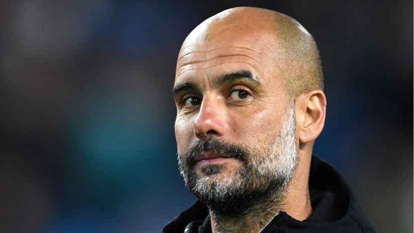 FOTO – CLAMOROSO omaggio di Pep Guardiola ai suoi tifosi