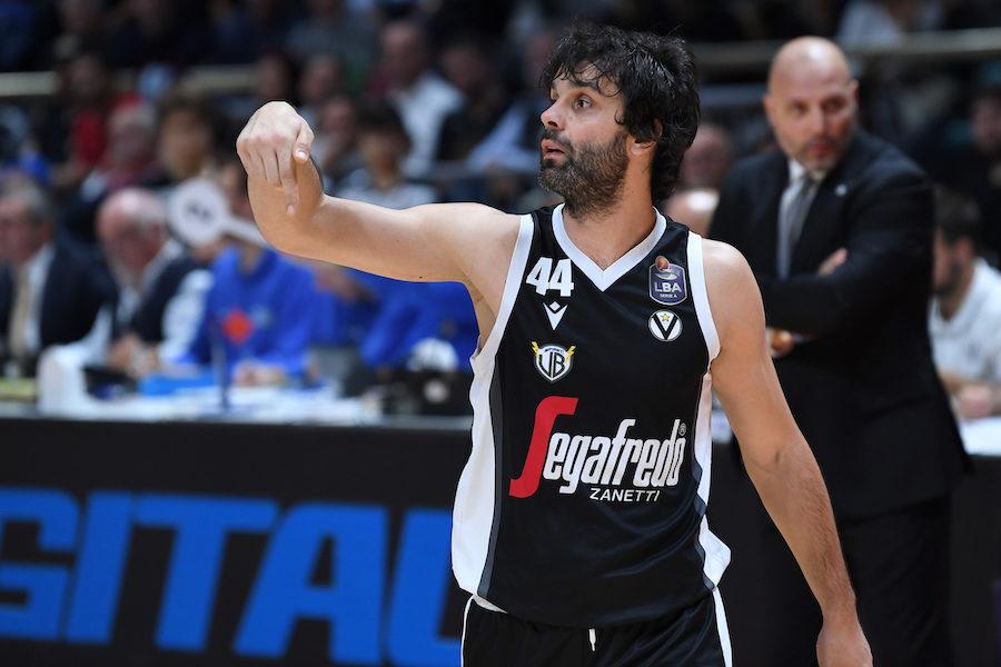 LIVE Maccabi Rishon LeZion Virtus Bologna basket, EuroCup in