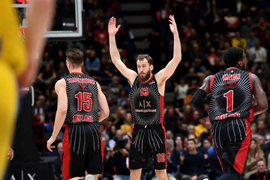 LIVE Olimpia Milano Anadolu Efes, Eurolega basket 2019 2020
