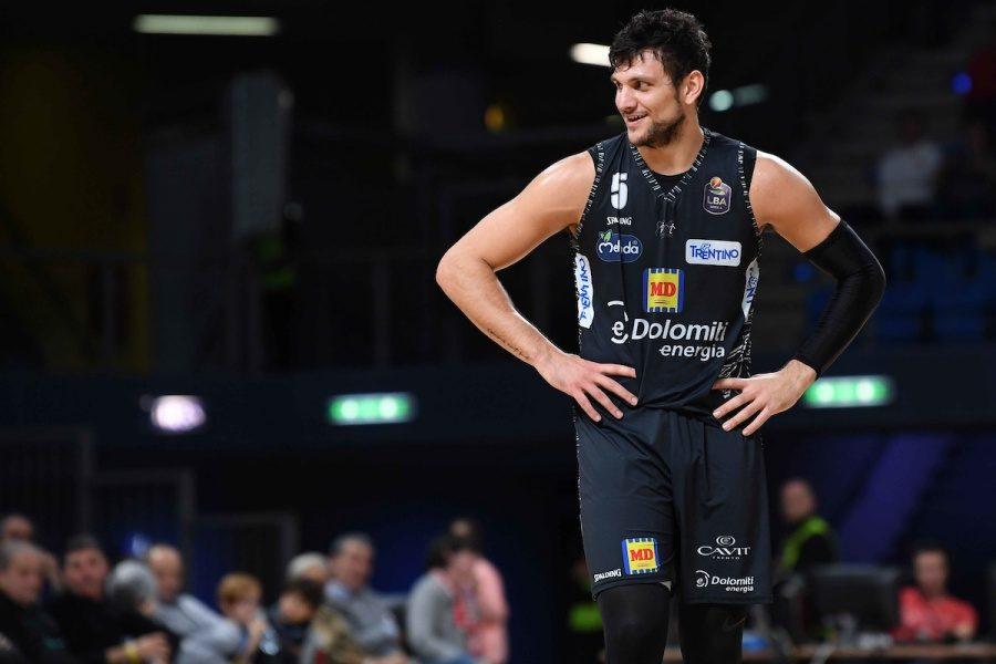 LIVE Trento Buducnost, EuroCup basket in DIRETTA: aggiorname