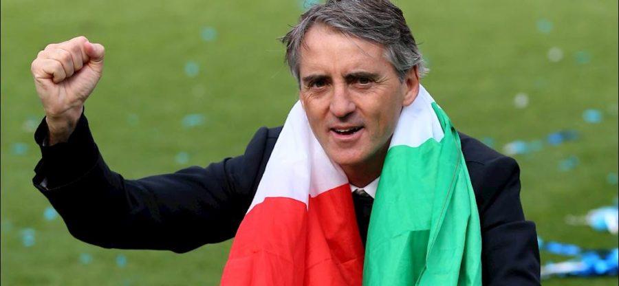 Roberto Mancini distoglie l'attenzione dalla nazionale per parlare di ...