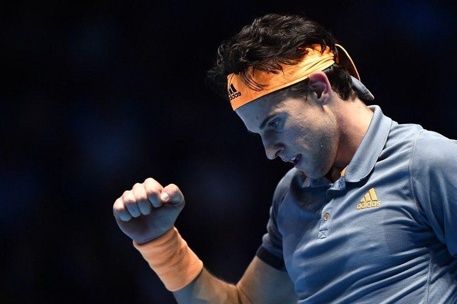 Tennis, ATP Finals 2019: Thiem vince un'epica battaglia con