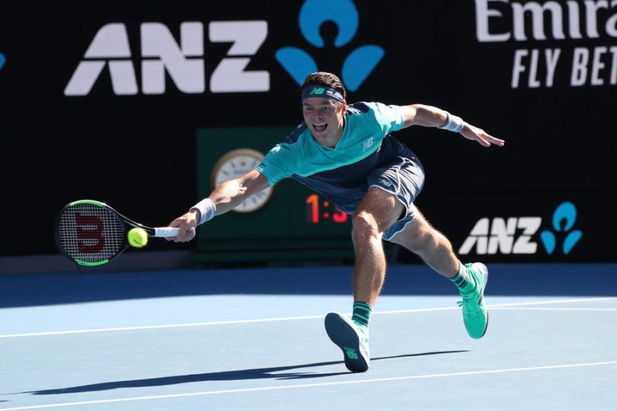 Tennis, Coppa Davis 2019: Milos Raonic non ci sarà contro l'