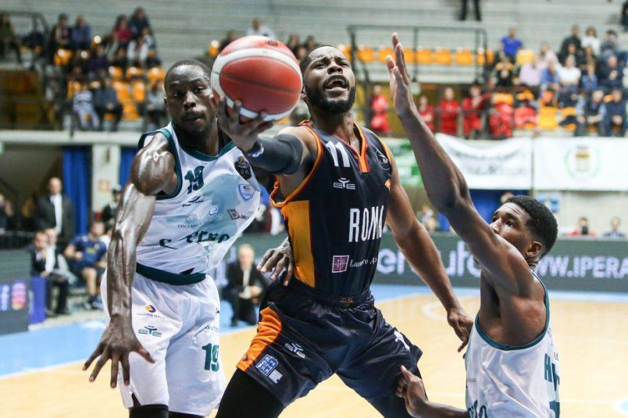 Virtus Roma Pesaro oggi, Serie A basket: orario d'inizio, co