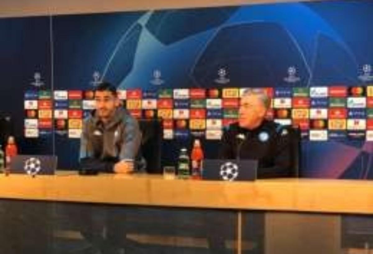 """Ancelotti in conferenza: """"Valigia sempre pronta, normale essere messo in discussione. Periodo che finirà non si può andare per le lunghe, è già troppo."""""""