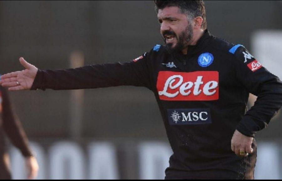 Sky – Napoli, gestione Gattuso: duri allenamenti da due ore,