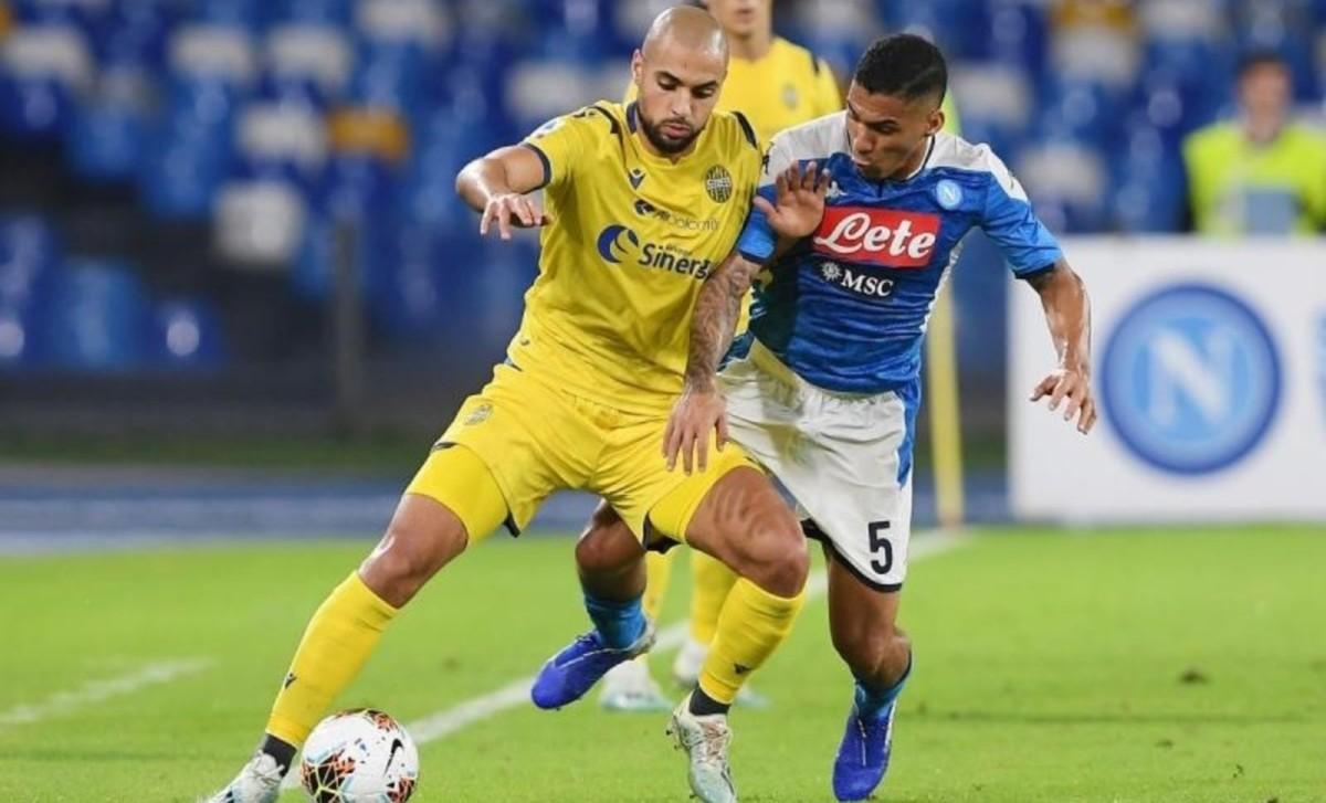"""""""Amrabat-Napoli, è fatta?"""", il centrocampista senza sbilanciarsi troppo ammette. La risposta"""
