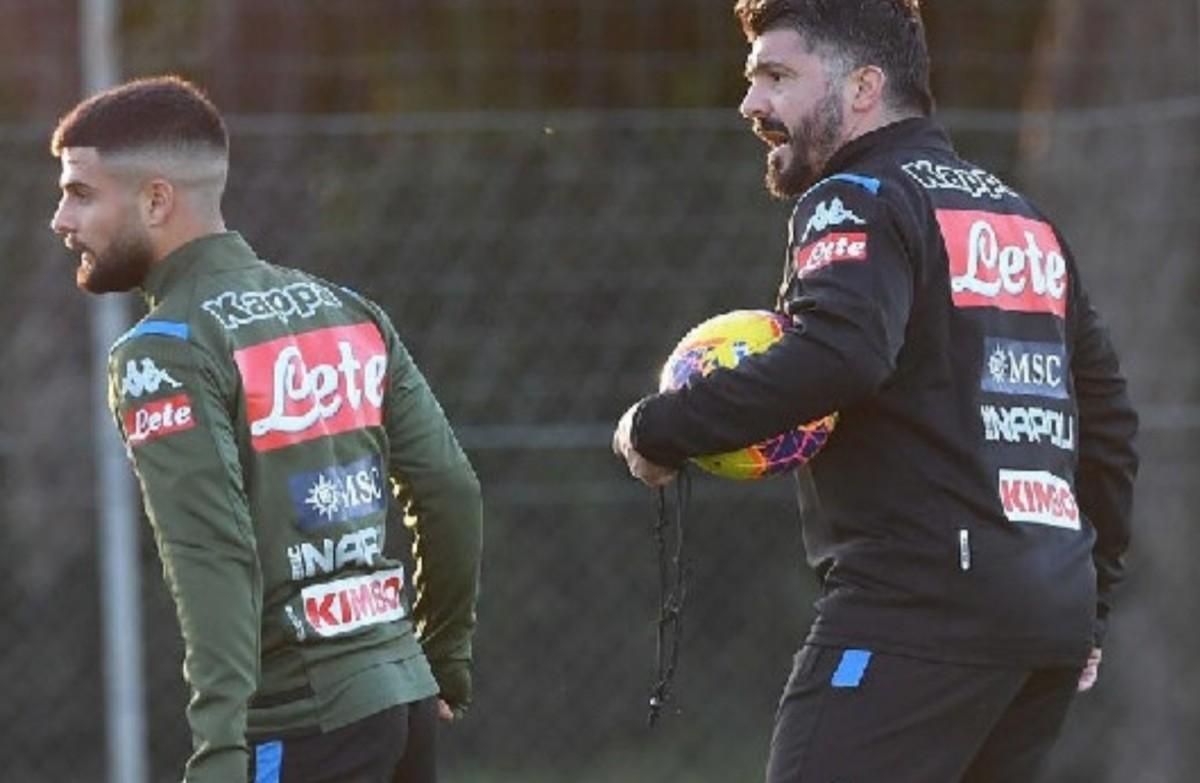 Sky – Probabile formazione Napoli: Gattuso sciolto il dubbio regista, scelto l'undici anti-Sassuolo