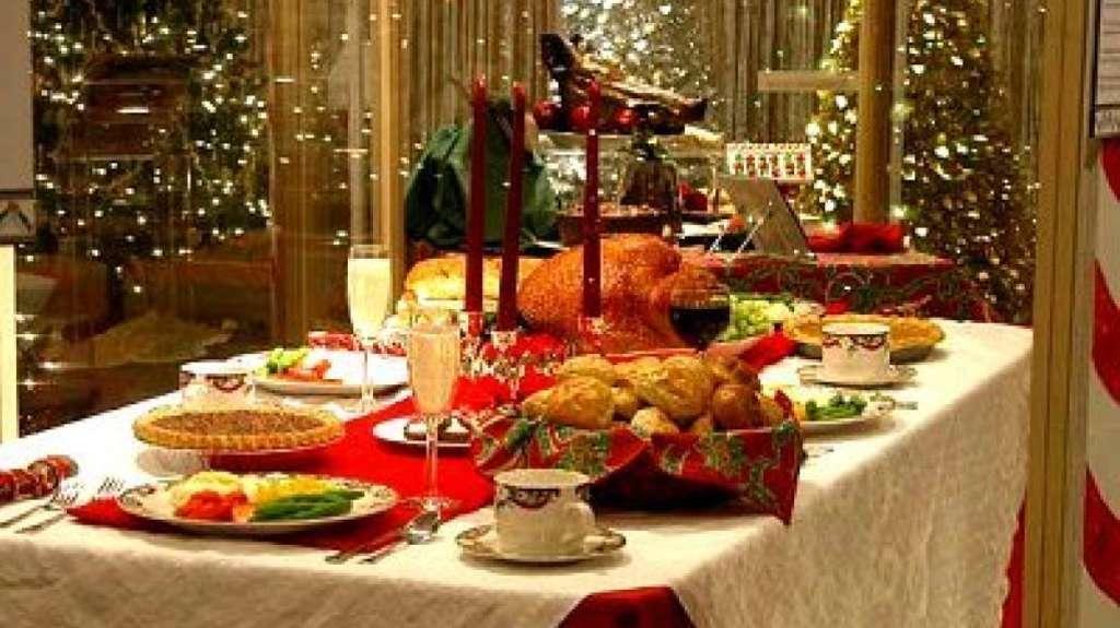 Cena di Natale della S.S.C. Napoli – Lo scambio degli auguri in un noto ristorante vomerese