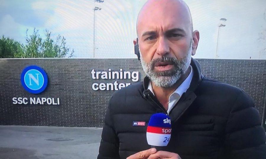 """Modugno:""""Il calcio del Napoli più efficace in trasferta"""""""