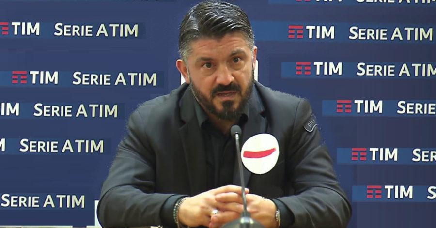 Gattuso al Napoli – La conferenza stampa LIVE